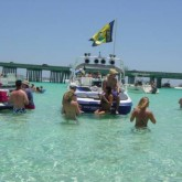 Crab Island Time