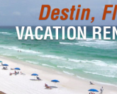 vacation rentals destin florida