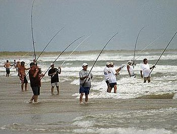 Surf Fishing Destin FL
